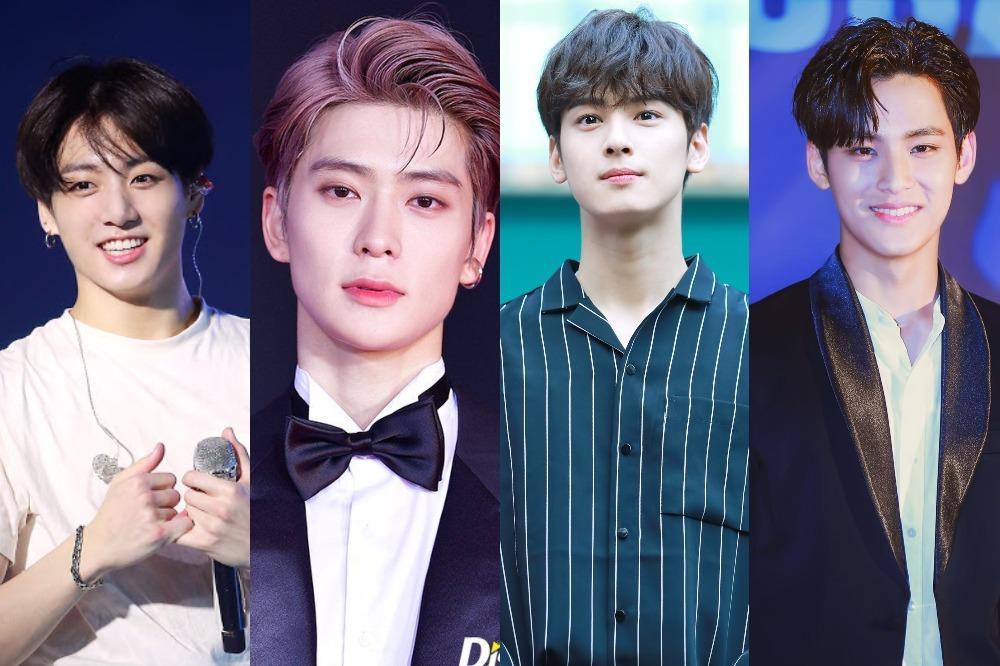 Agensi Klarifikasi Berita Jungkook Bts Jaehyun Nct Cha Eun Woo