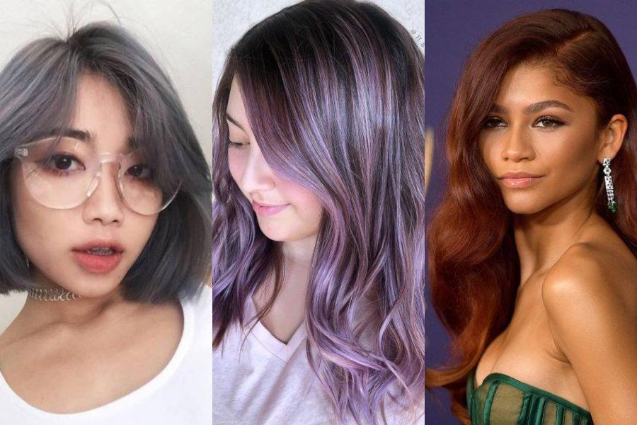 Rambut Ombre Warna Rambut Trend 2021 Wanita | Cahunit.com