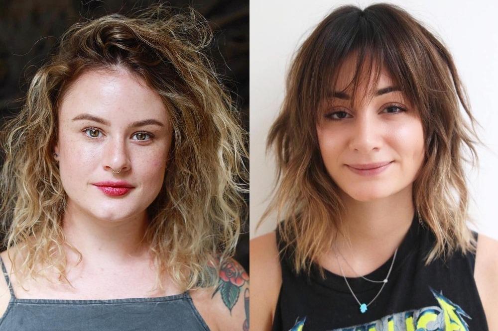 7 Model Rambut Sebahu Untuk Pemilik Wajah Kotak Agar Wajahnya Tidak Terlihat Besar Womantalk