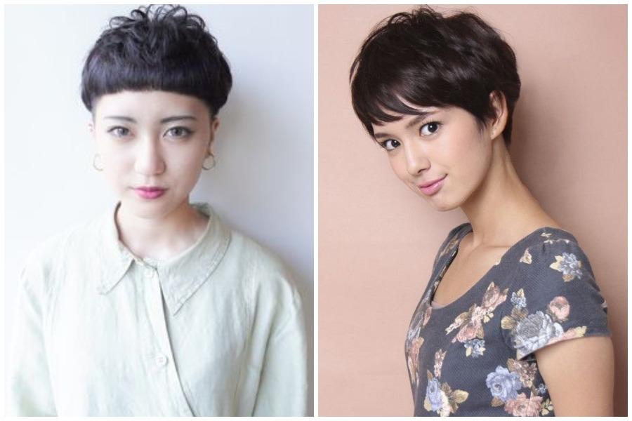 7 Model Rambut Super Pendek Ala Korea Yang Keren Dan Edgy Womantalk