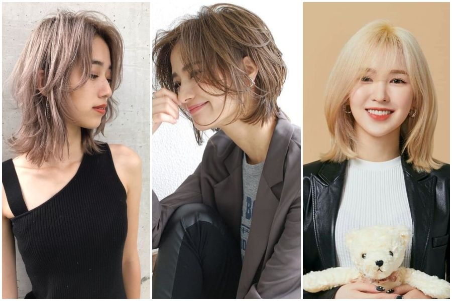 8 Model Potongan Rambut Pendek Layer Sebahu Agar Wajah Lebih Muda Womantalk