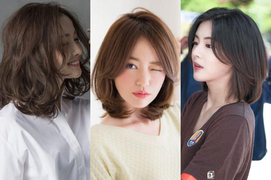 8 Gaya dan Warna Rambut Cokelat Ala Korea - Womantalk