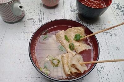 Resep Camilan Akhir Pekan Odeng Atau Fish Cake Jajanan Khas Korea Womantalk
