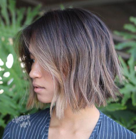Warna Rambut Kekinian Yang Cocok Untuk Rambut Pendek Womantalk