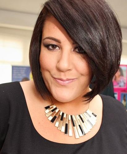 6 Model Rambut Pendek Untuk Wanita Bertubuh Gemuk Womantalk