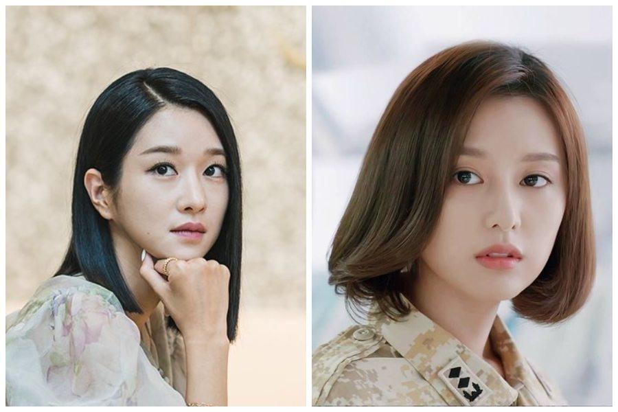 8 Ide Model Rambut Pendek Dari Drama Korea Womantalk
