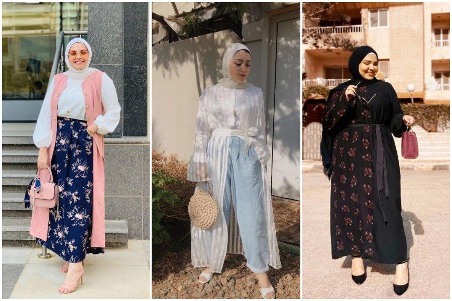 7 Tips Style Hijab Simpel Agar Terlihat Lebih Ramping Womantalk