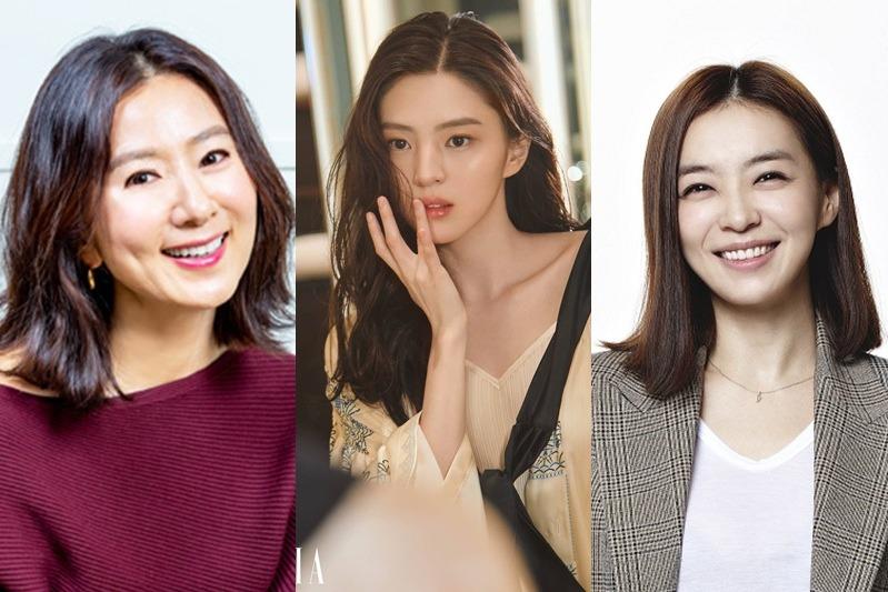 7 Model Rambut Korea Ala Aktris The World of the Married ...