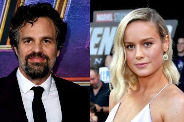 Sebelum Avengers Endgame Mark Ruffalo Dan Brie Larson Ternyata Pernah Main Film Bareng Womantalk