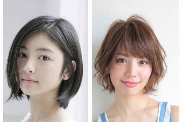 7 Inspirasi Model Rambut Pendek Korea Untuk Wajah Bulat Womantalk