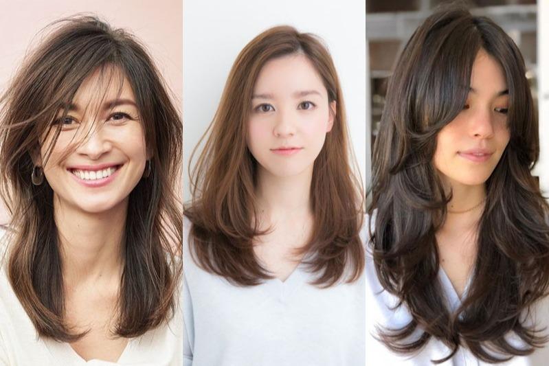 7 Model Rambut Shaggy Panjang Tercantik Ala Perempuan Korea Womantalk