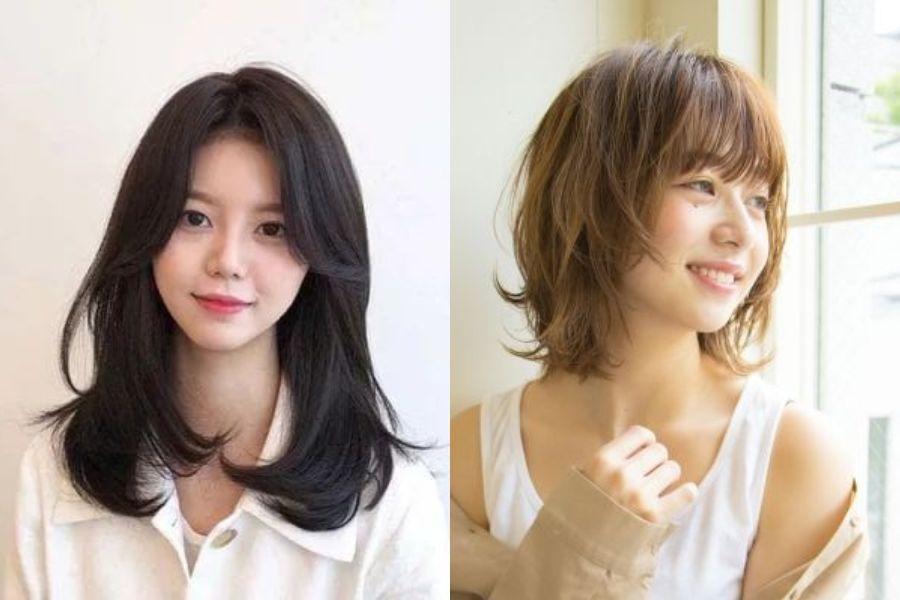 8 Model Rambut Layer Berponi Agar Wajah Terlihat Muda Womantalk