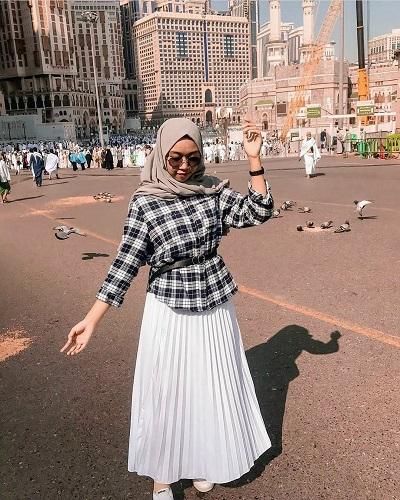 Rok Panjang Hijab