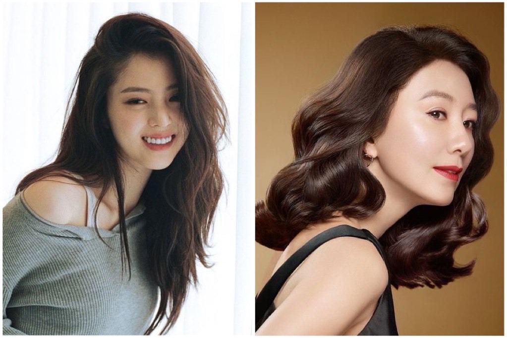 8 Model Rambut Panjang Ala Aktris Korea Termasuk Kim Hee Ae Dan Han So Hee Dari The World Of The Married Womantalk