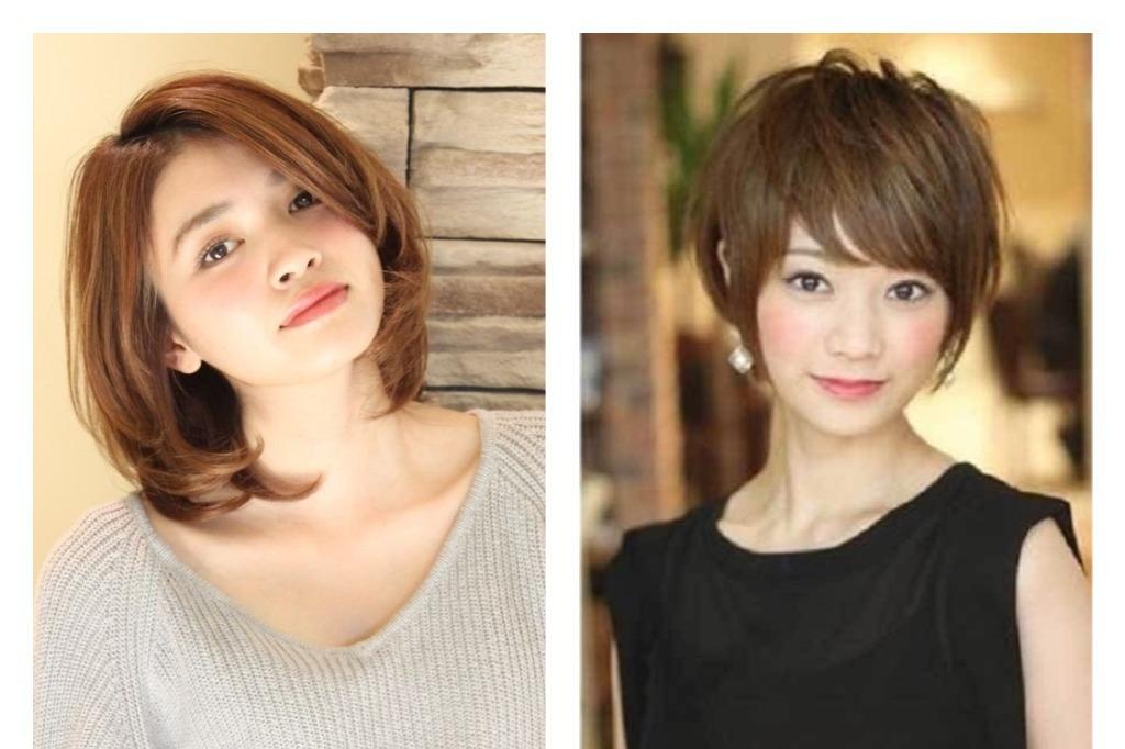 7 Model Rambut Layer Pendek Untuk Wajah Bulat Womantalk