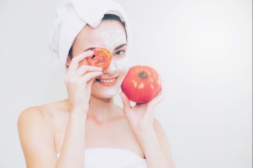 7 Manfaat Tomat Untuk Kecantikan Kulit Termasuk Atasi Jerawat Womantalk