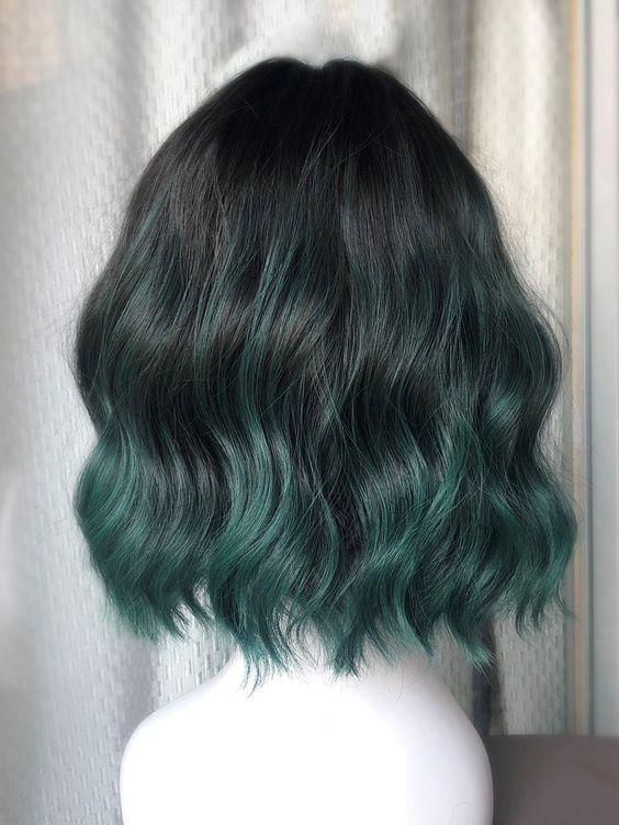 8 Warna Ombre Yang Cocok Untuk Rambut Pendek Sebahu Womantalk