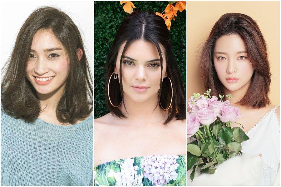 15 Model Rambut Sebahu Yang Cantik Untuk Pemilik Wajah Oval Womantalk