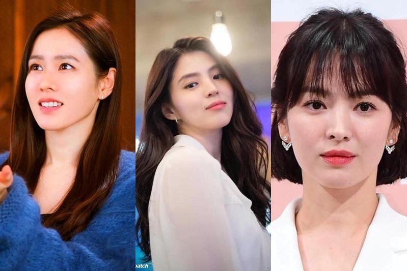 7 Model Rambut Ala Aktris Korea Sesuai Bentuk Wajah Womantalk