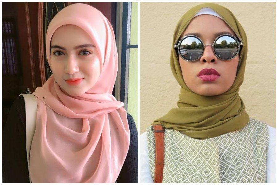 6 Cara Pakai Hijab Sesuai Bentuk Wajah Agar Awet Muda Womantalk