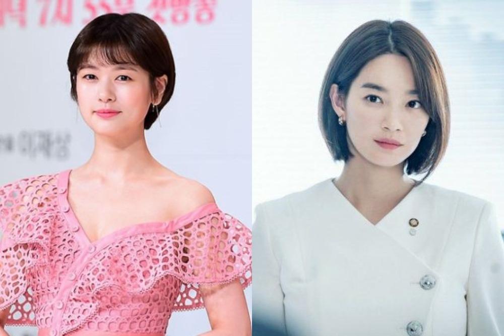 7 Model Rambut Pendek Ala Selebriti Korea Yang Segar Dan Bikin Awet Muda Womantalk