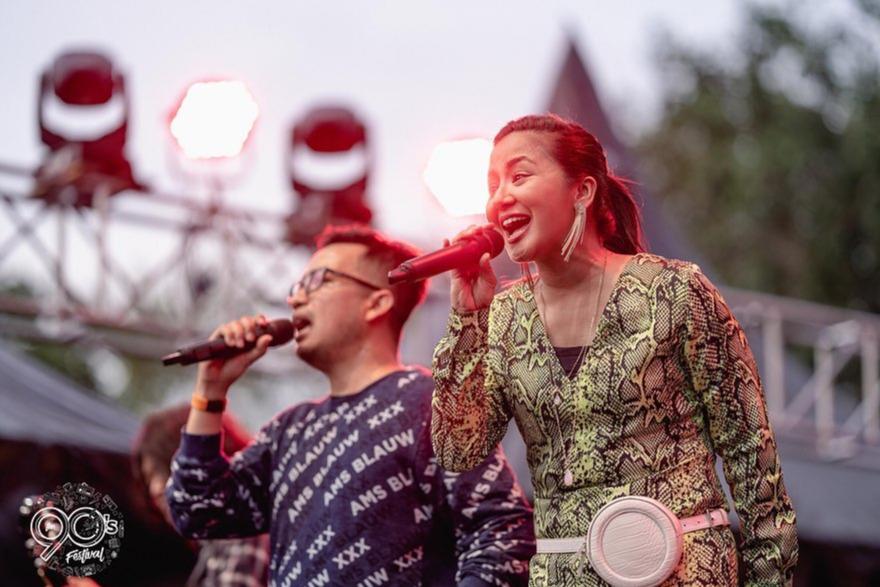 5 Penampilan Musisi Indonesia Di The 90 S Festival Yang Sukses