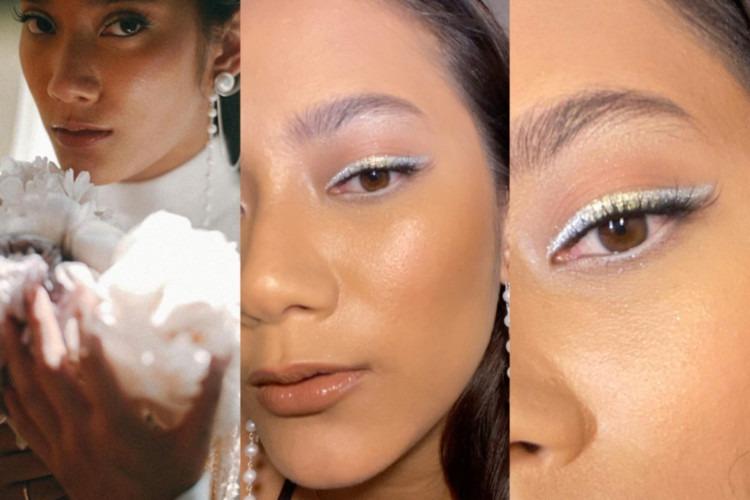 Tara Basro Tampil Glowing Dengan Makeup Wedding Yang Tipis Ini Urutan Riasannya Womantalk
