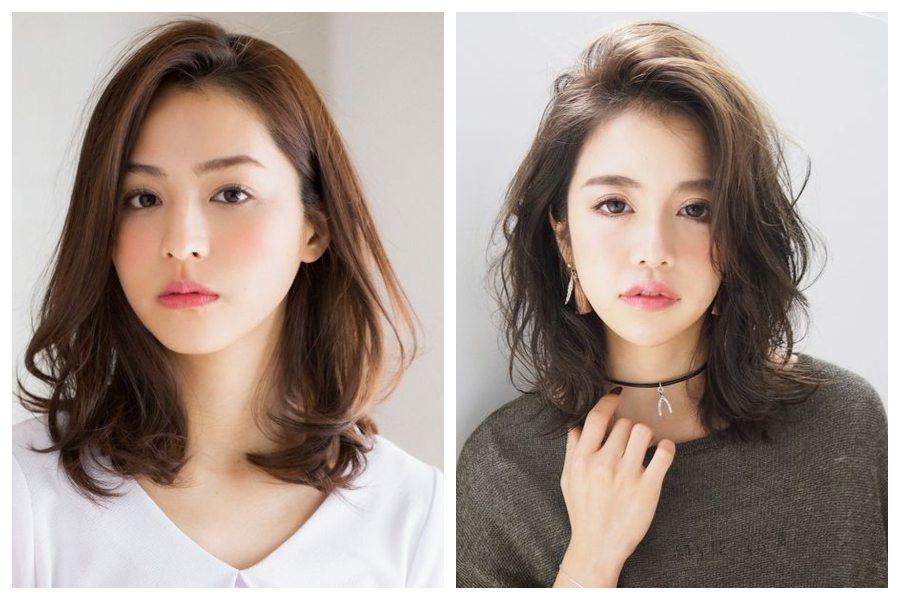 8 Model Rambut Sebahu Tanpa Poni Yang Bikin Terlihat Muda Womantalk