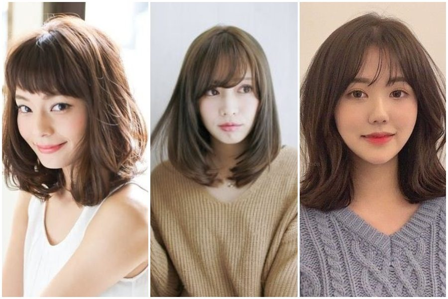 9 Inspirasi Model Rambut Sebahu Untuk Rambut Tipis Ala Korea Womantalk