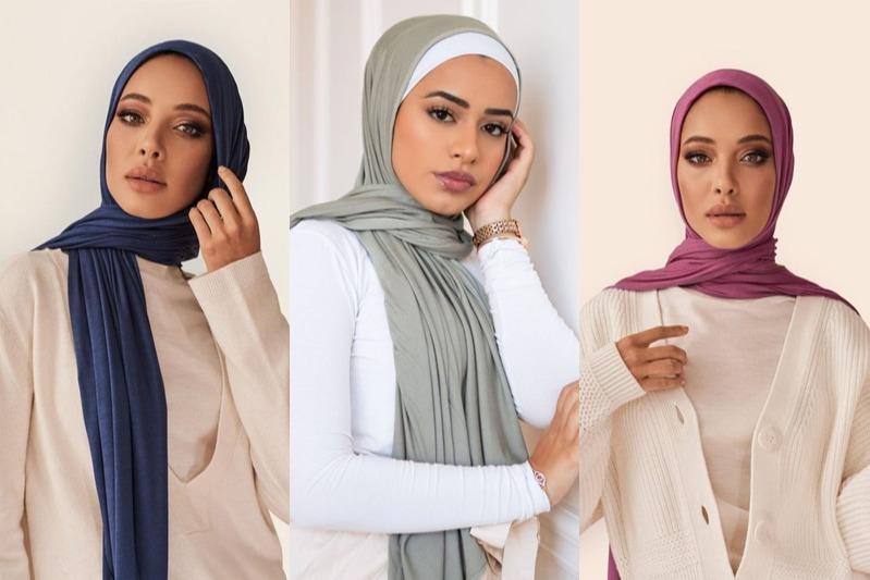 6 Pilihan Warna Hijab yang Cocok untuk Kulit Sawo Matang - Womantalk