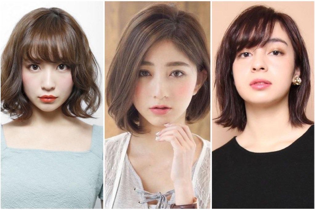 10 Model Rambut Sebahu Ala Korea Sesuai Bentuk Wajah Yang Stylish Dan Bikin Pangling Womantalk