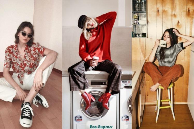 8 Pose Foto Di Rumah Yang Simpel Dan Mudah Ditiru Untuk Instagram Womantalk