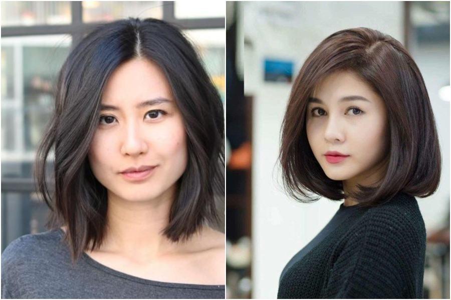 7 Model Rambut Mengembang Sesuai Untuk Wajah Bulat Agar Terlihat Seksi Womantalk