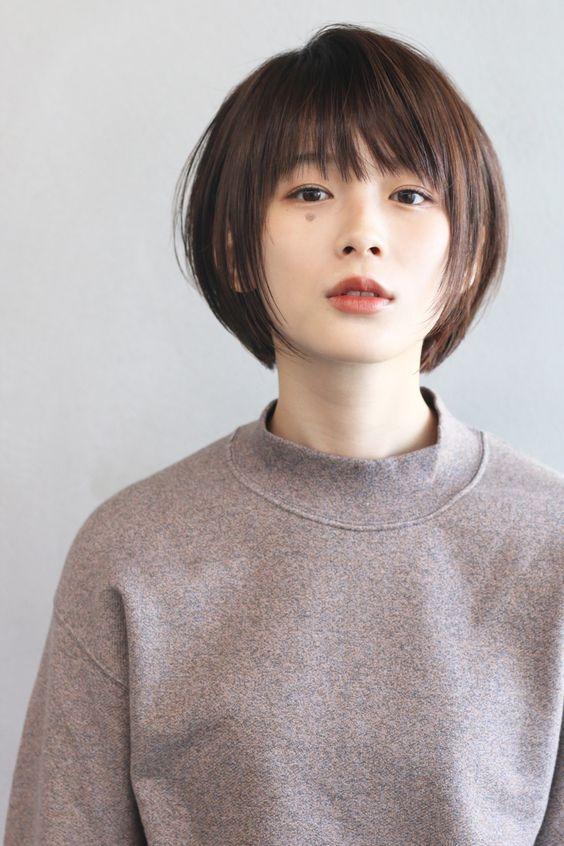 10 Model Rambut Pendek Ala Perempuan Korea Sesuai Bentuk Wajah Womantalk