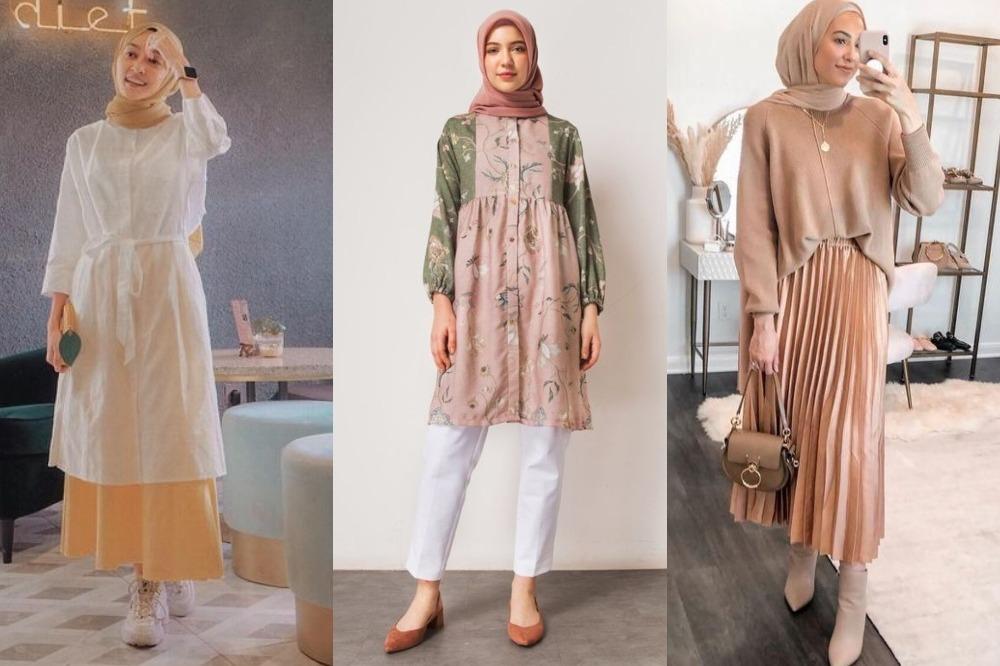 7 Ide Padu Padan Baju Lebaran Dari Koleksi Pakaian Lama yang Ada di Lemari  - Womantalk