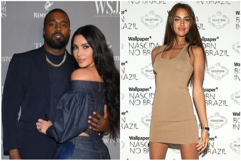 Kanye West Kencan Dengan Irina Shayk Sebelum Resmi Cerai Bagaimana Tanggapan Kim Kardashian Womantalk