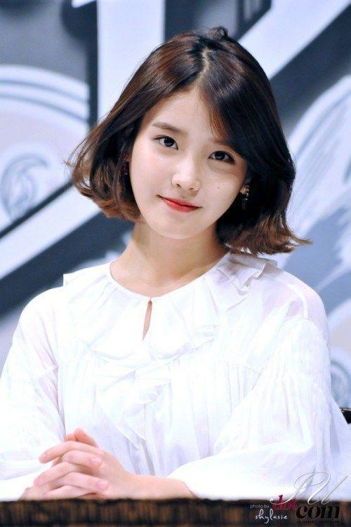 8 Model Potongan Rambut Pendek Wanita Tercantik Ala Perempuan Korea Womantalk