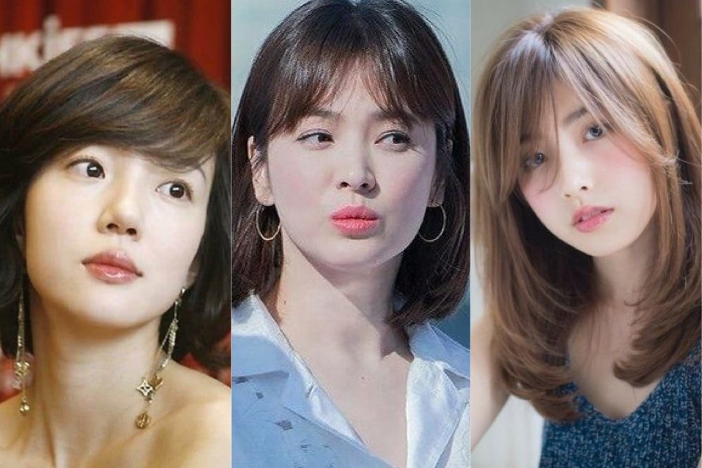 7 Model Poni Ala Korea Yang Bagus Untuk Menutupi Dahi Lebar Womantalk