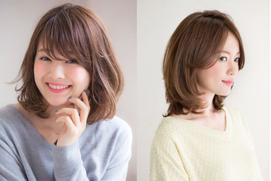 7 Gaya Rambut Pendek Sebahu Layer Agar Wajah Lebih Muda Di Usia 30 An Womantalk