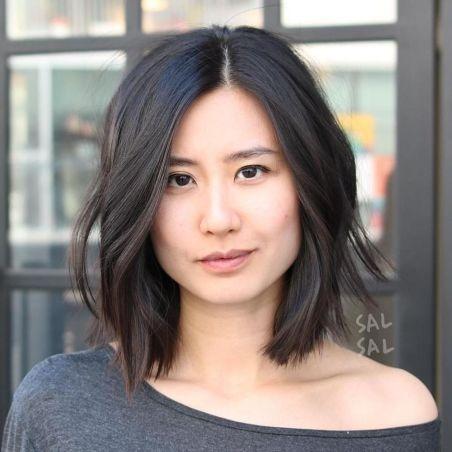 7 Model Rambut Mengembang Untuk Wajah Bulat Womantalk